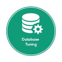 Database-tuning