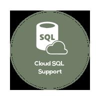 Cloud-SQL-support